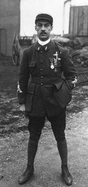 Henri Decoin - Henri Decoin in 1919