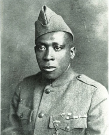 Henry Lincoln Johnson in uniform.png