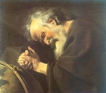 Heraclitus, Johannes Moreelse