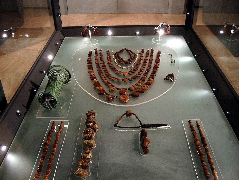Herakleia Museo Nazionale Della Siritide Jewellery