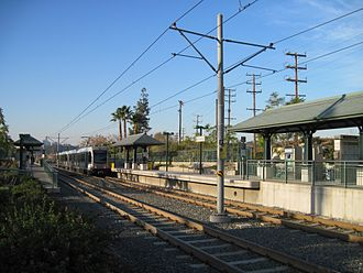 Heritage Square station - Image: Heritage Square Arroyo Station LACMTA