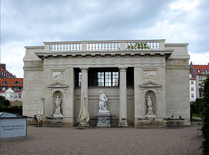 Hercules Pavilion - Image: Herkulespavillionen 2