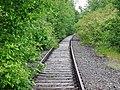 Hermann-Hesse-Bahn, S-Bahn Fertigstellung spätestens 2019 geplant , ehemalig-Württembergische Schwarzwaldbahn, Stuttgart Calw, eröffnet 1872, eingestellt 1983 - panoramio (1).jpg