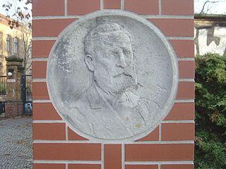 Hermann Wilhelm Albert Blankenstein German architect
