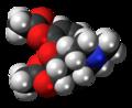 Heroin molecule spacefill.png