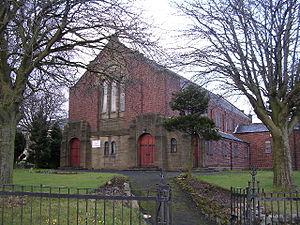Carntyne - High Carntyne parish church