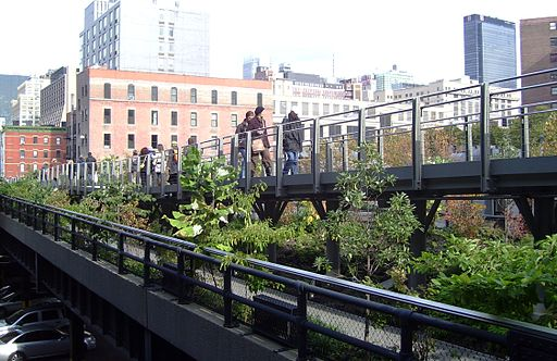 High Line second section 3