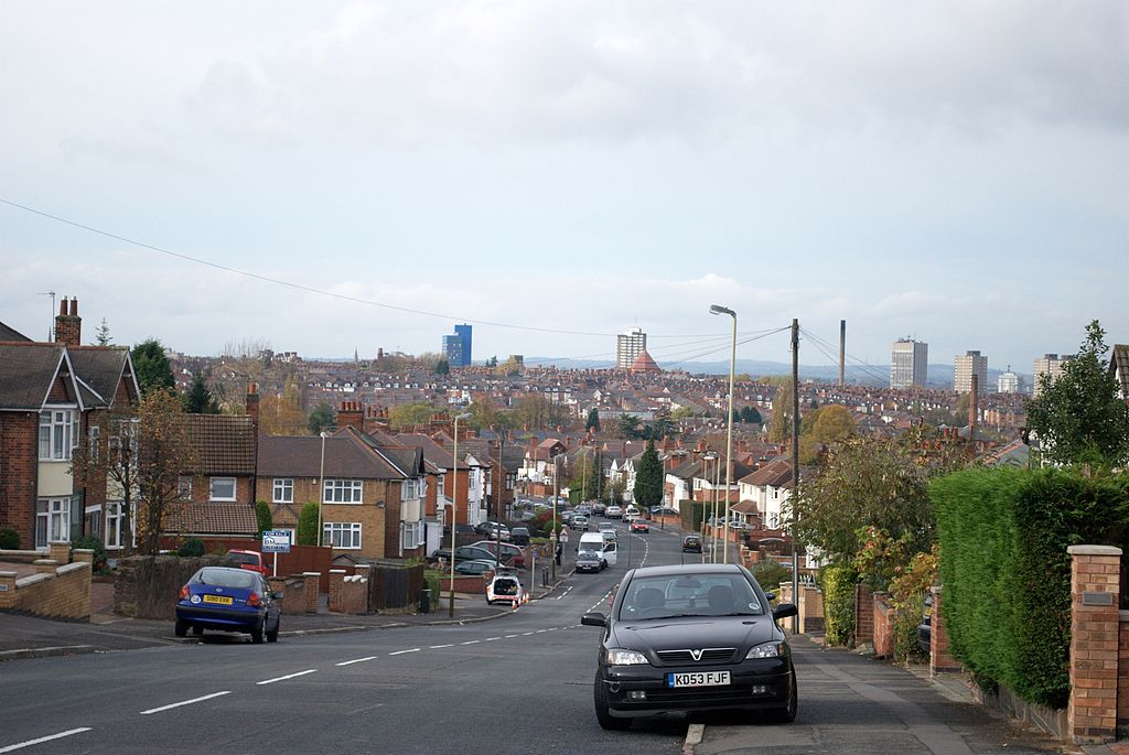 Highfields from Evington, Leicester.jpg