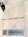 Hinrich-Wilhelm-Kopf-Platz 2, Hannover, Niedersächsisches Ministerium für Soziales, Frauen, Familie, Gesundheit und Integration.jpg