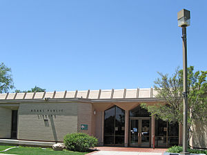 Hobbs, New Mexico - Hobbs Public Library