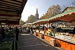 Höchster Markt im Oktober 2008