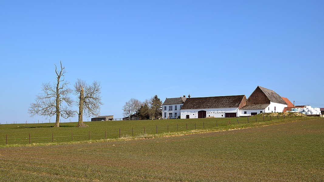 Hoeve, Vlaamse Ardennen