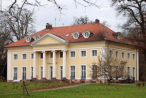 Simon Louis du Ry - Hofgeismar-Schönburg castle