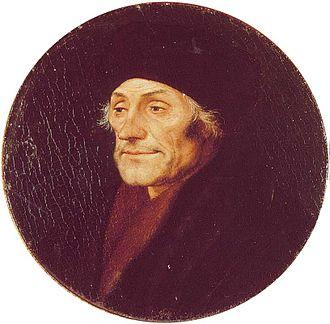 Janus Cornarius - Erasmus