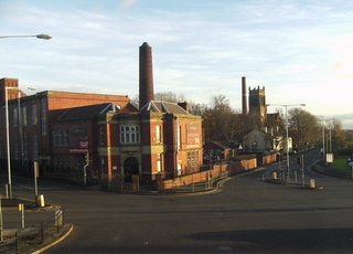 Hollinwood, Greater Manchester area of Oldham in the Metropolitan Borough of Oldham in Greater Manchester, England