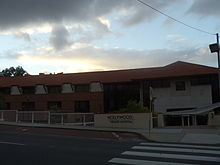 Hollywood Private Hospital on Monash Avenue, Nedlands, Western Australia.JPG
