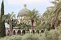 Holy Land 2016 P0333 Mount of Beatitudes Church of the Beatitudes Tabgha.jpg