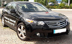 Honda Accord przed liftingiem