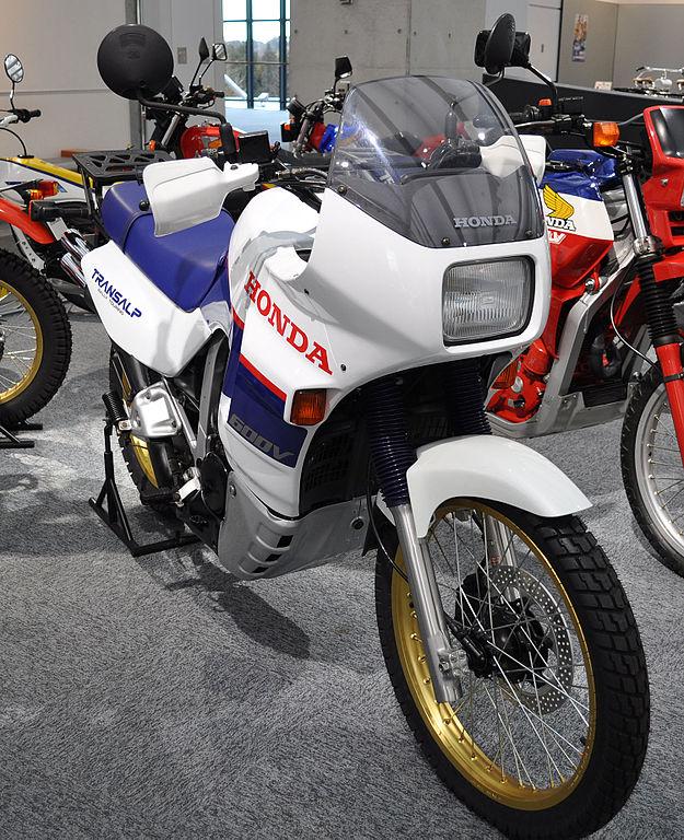 Honda Transalp  Cafe Racer