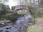 Horner packhorse bridge