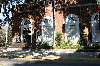 Horry County, South Carolina - Horry County Museum, Conway, South Carolina