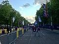 Horse Parade Grounds, The Mall, London 2012 Olympics 06.jpg
