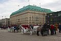 Horse and carriage, Pariser Platz, Berlin.jpg