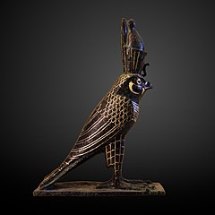 Horus as falcon-E 10659