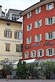 Hotel Figl am Kornplatz in Bozen Südtirol.JPG