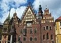 Hotel de ville de Wrocław.JPG