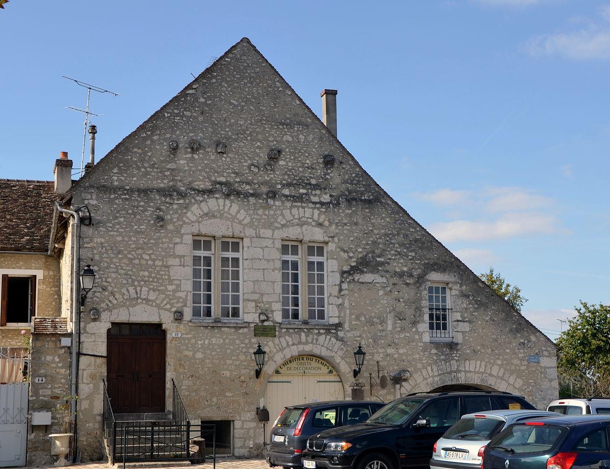 Maison des petits plaids wikip dia for Maison provins