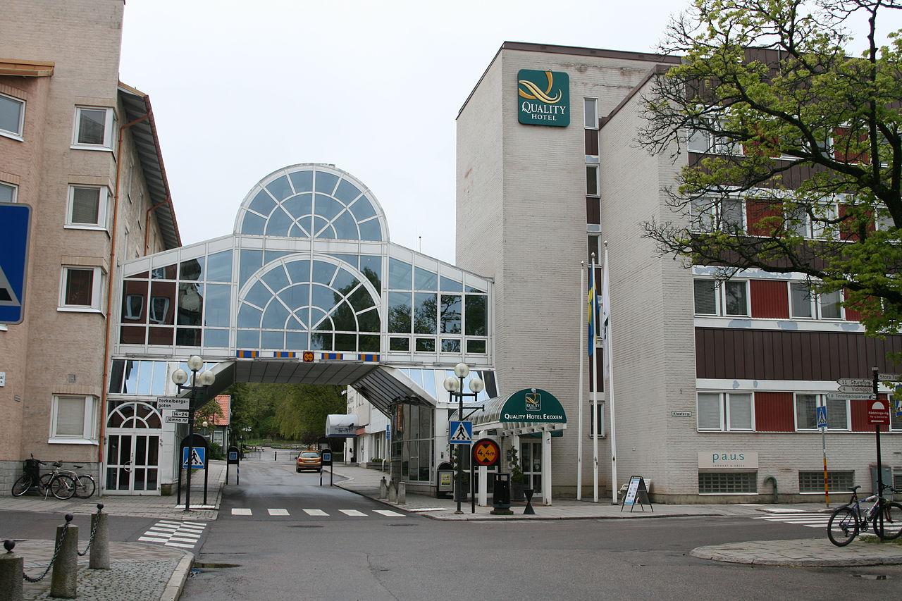 hotell ekoxen spa linköping