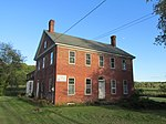 House at the corner of US Route 44 and North River Road, Coventry CT.jpg