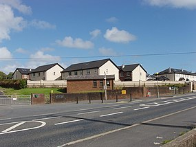 Housing estate at Kilmeaden Village Centre - geograph.org.uk - 1477262.jpg