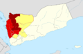 Houthi control Map.png