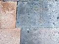 Hovhannavank (cross in wall) (2).jpg