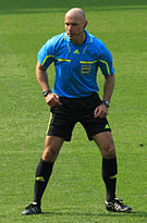 Howard Webb -  Bild