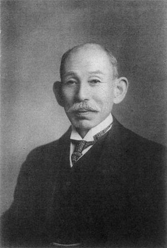 Hozumi Nobushige - Hozumi Nobushige