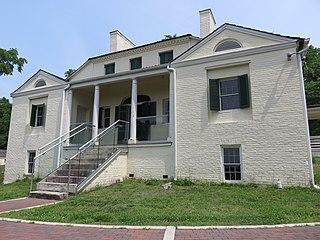 Huntley (plantation) United States historic place