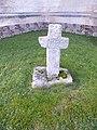 Huppy, Somme, Fr, église, croix de pierre.jpg