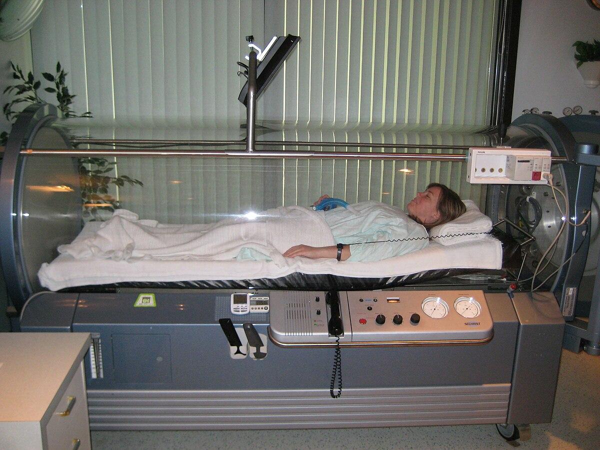 Hyperbaric medicine - Wikipedia