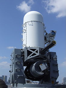 Phalanx CIWS - Wikipedia, the free encyclopedia