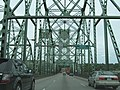 I-5 entering Washington, Interstate Bridge.jpg