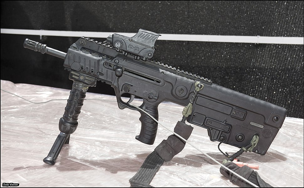 IDF Tavor X95 Flat-top - Independence Day 2019- IZE-129