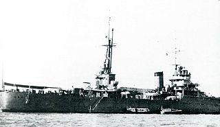 Japanese cruiser <i>Kashima</i>