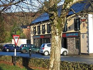 Laragh, County Wicklow - Pub in Laragh Village