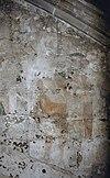 interieur, detail van schildering - margraten - 20304543 - rce