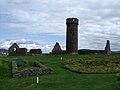 IOM View of Peel Castle Site by Malost.JPG