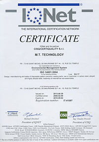 Environmental certification wikipedia example of iso 14001 certificate yadclub
