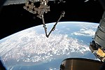 ISS-58 South India and Sri Lanka with the Palk Strait.jpg
